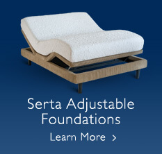 Learn about Serta Adjustable Foundations