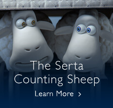 The Serta Counting Sheep - Learn More