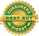 Consumer Digest Best Buy seal