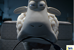 Serta Counting Sheep wallpaper 11