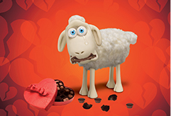 Serta Counting Sheep wallpaper 2