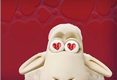 Serta Counting Sheep wallpaper 3
