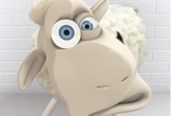 Serta Counting Sheep wallpaper 5