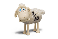 Serta Counting Sheep wallpaper 7