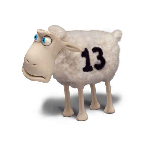 mr bad luck serta mattress sheep r94 serta