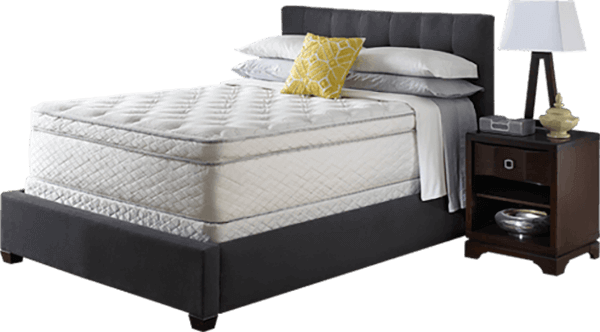 10 year warranty - Serta Bed Frame