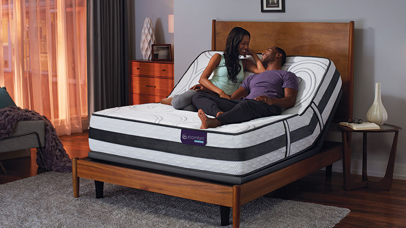 Serta Icomfort Mattresses Gel Memory Foam Or Hybrid