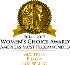 Serta women's choice award for america's most recommended mattress