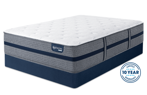 Iseries Hybrid 1000 Firm Mattress By Serta