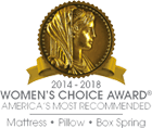 womens choice award seal