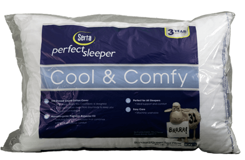 Perfect Sleeper Cool and Comfy Pillow