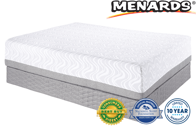 Serta Lamont Mattress | Menards Exclusive Collection