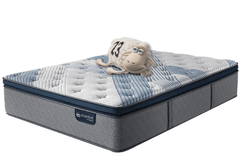 icomfort hybrid mattress with sheep