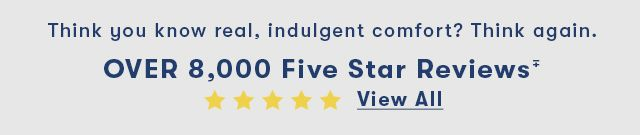 over 7000 5 star reviews