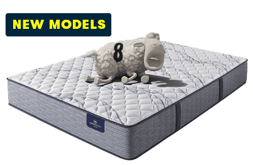perfect sleeper mattress with sheep