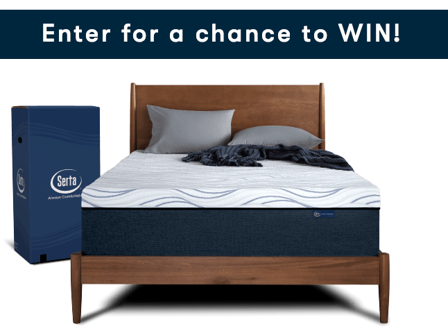 You Could Win A Perfect Sleeper Express Queen 12 Mattress Valued At 899