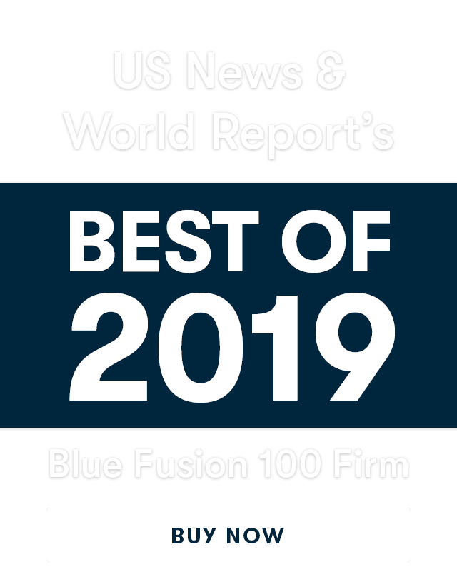 Best of 2019 Blue Fusion Firm