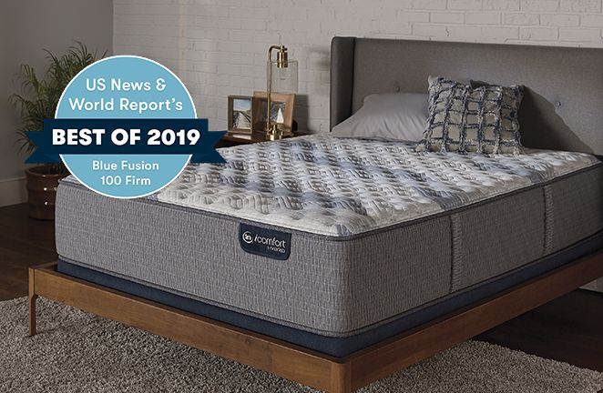 iComfort Hybird bed wiith Save $100