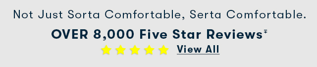 over 8000 5 star reviews