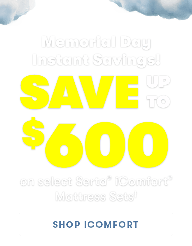 Save up to 600 on select iComfort