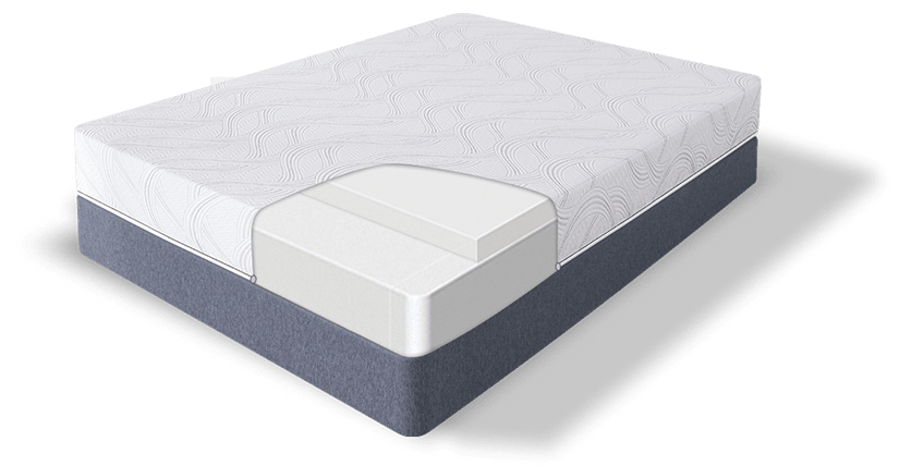Sertapedic Memory Foam model