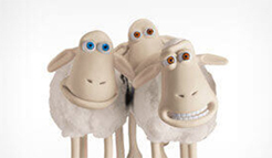 3 Serta counting sheep smiling