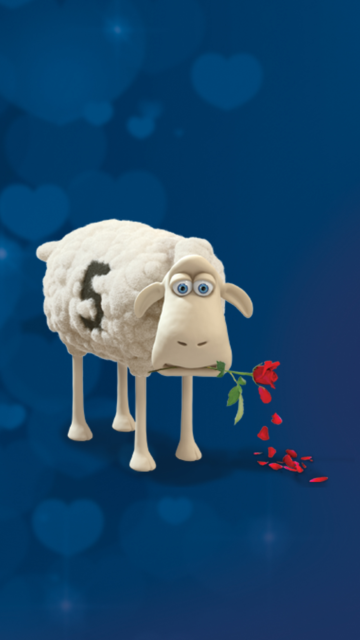 Serta Counting Sheep mobile wallpaper 1