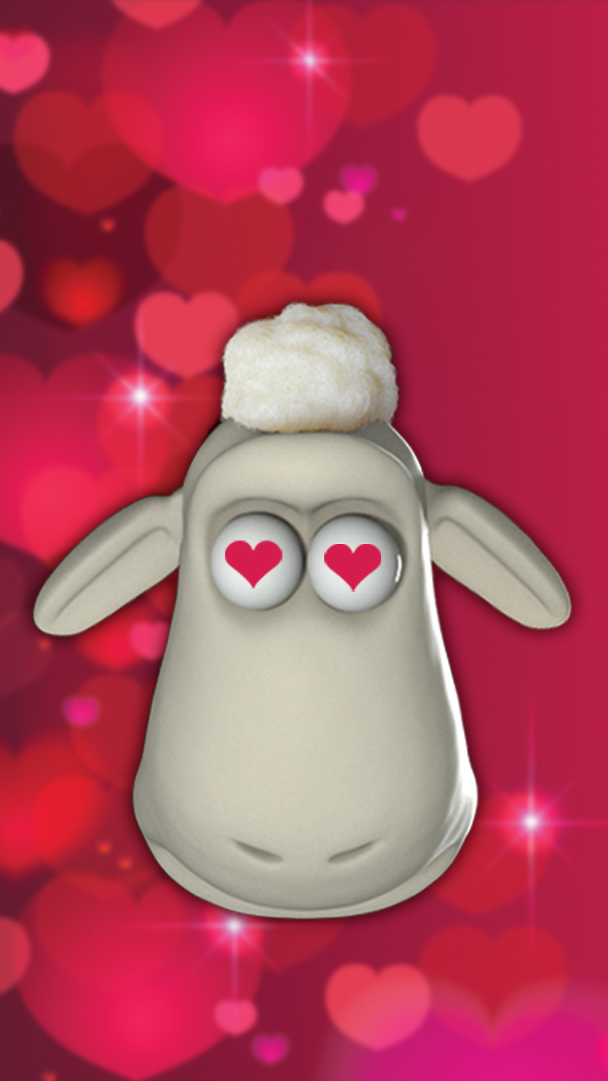 Serta Counting Sheep mobile wallpaper 2