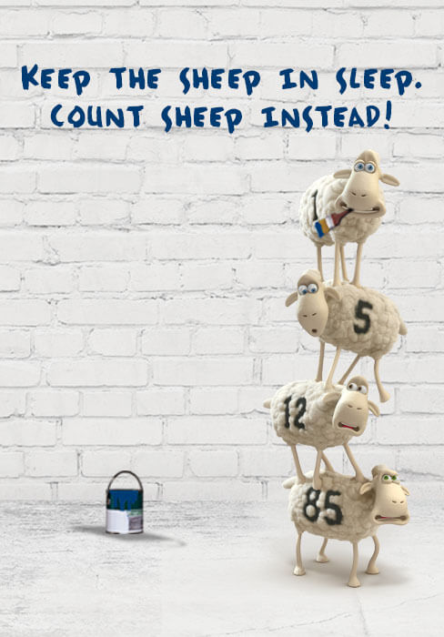 The Serta Counting Sheep Sertacom
