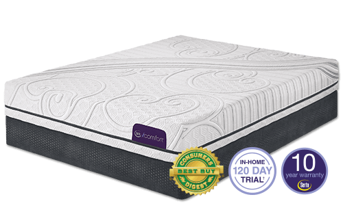 Icomfort Mattress Reviews >> Serta iComfort Mattress | Gel Memory Foam