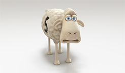 the Serta Counting Sheep