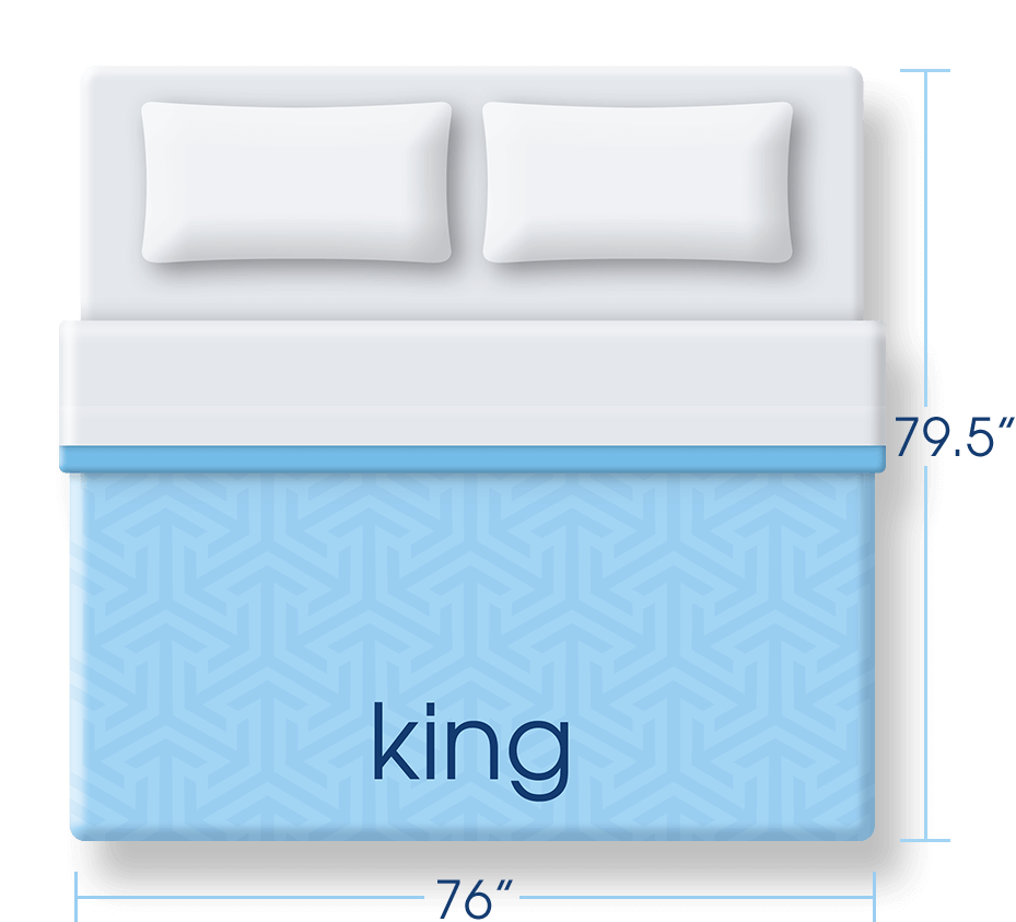Dimensions Of A King Size Bed.King And Cal King Size Mattress Dimensions Serta Com