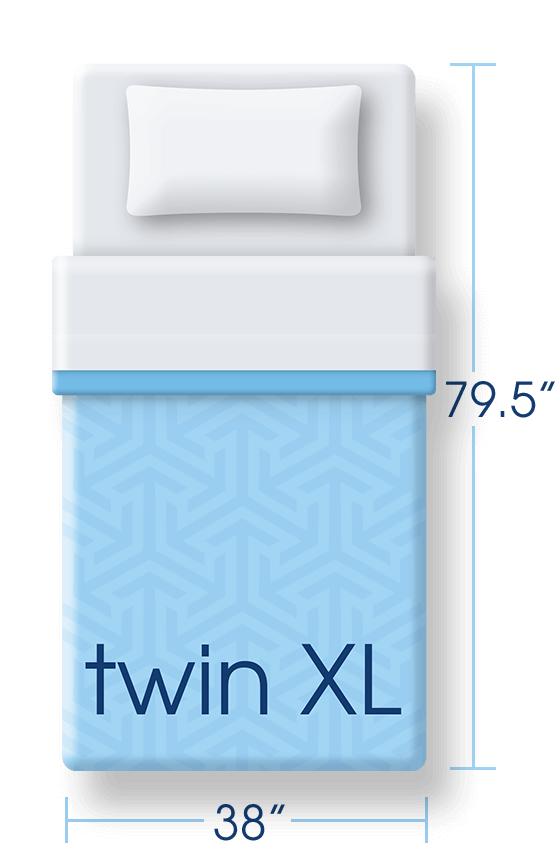 Size of twin xl mattress image of varying mattress sizes Twin mattress size