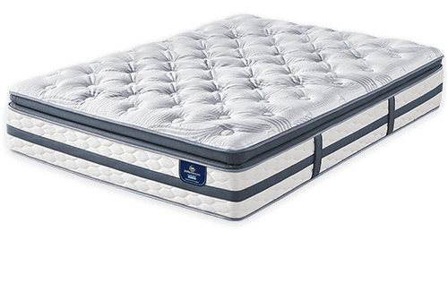 Best Plush Pillow Top Mattresses | Perfect Sleeper | Serta.com