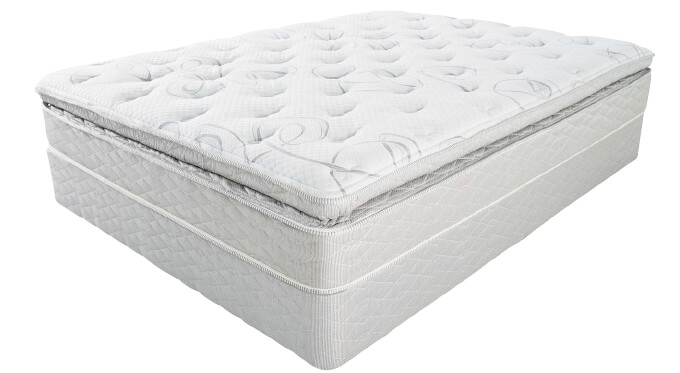 Serta Edmund Super Pillow Top Mattress