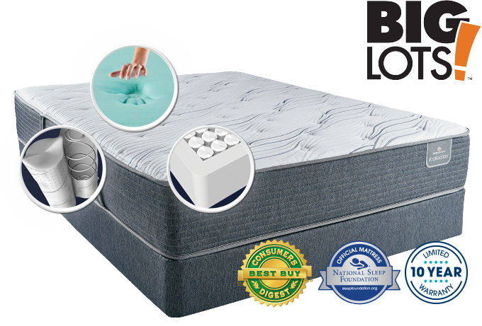 serta twin mattress big lots Serta Perfect Sleeper iCollection Eastbridge Firm Mattress serta twin mattress big lots