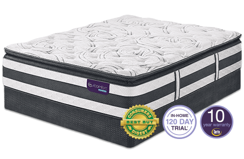 Serta Icomfort Mattress Gel Memory Foam