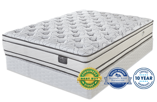 Serta Perfect Sleeper Hotel Signature Mattress