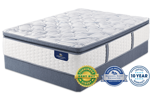 Serta Ultimate Reedman Plush Super Pillow Top Perfect