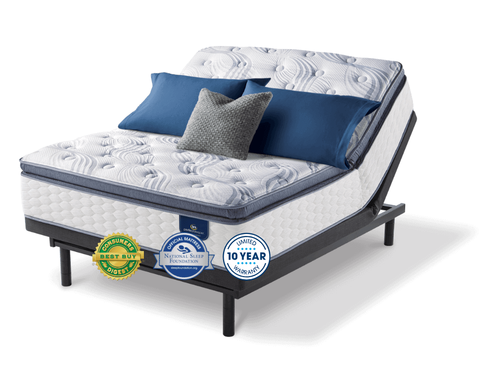 Good Perfect Sleeper Mattress On Adjustable Base