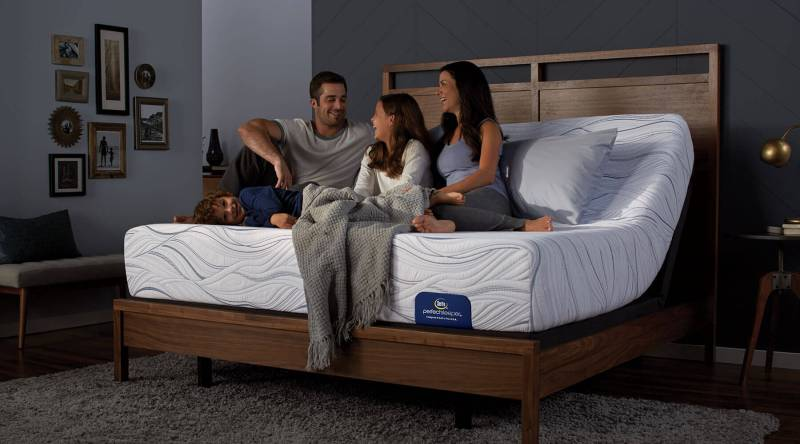 Serta Perfect Sleeper - Hybrid