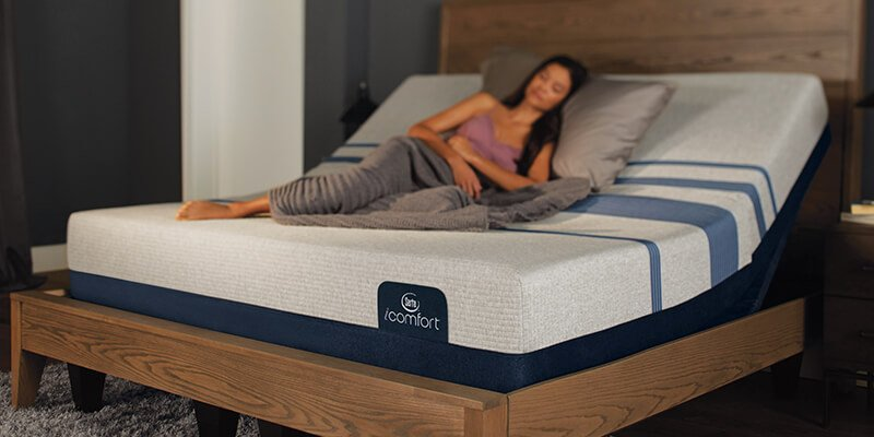 Adjustable Beds For Neck Pain : Serta adjustable foundations ease back neck and